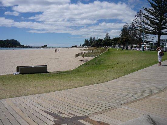 Maunganui Beach: so fresh and clean