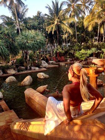 JW Marriott Phuket Resort & Spa: Pool..