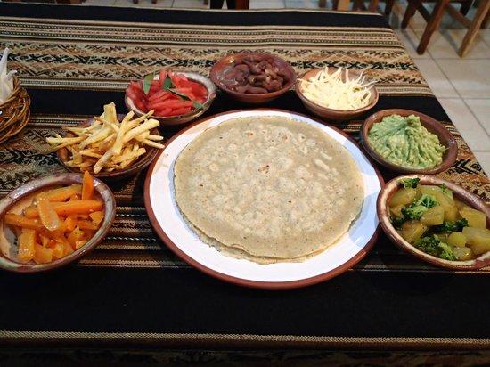 Puka Rumi: dinner