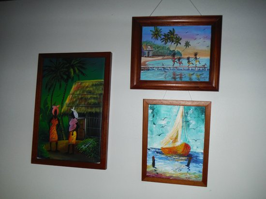 The Landings at Tres Cocos: Artwork BL9