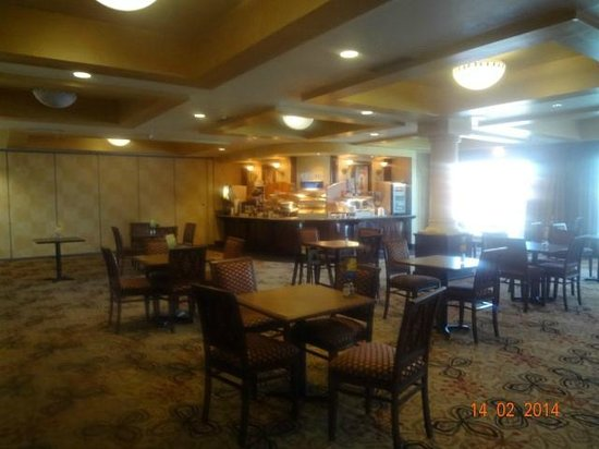 Holiday Inn Express El Centro: Restaurant