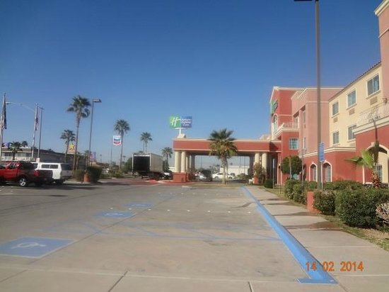 Holiday Inn Express El Centro: Hotel