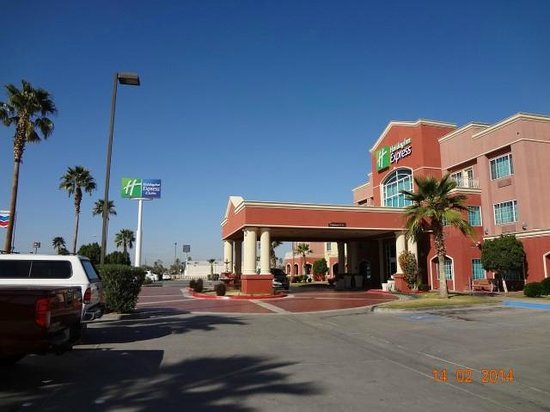 Holiday Inn Express El Centro : Hotel