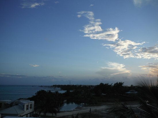 The Landings at Tres Cocos: Rooftop terrace view BL9