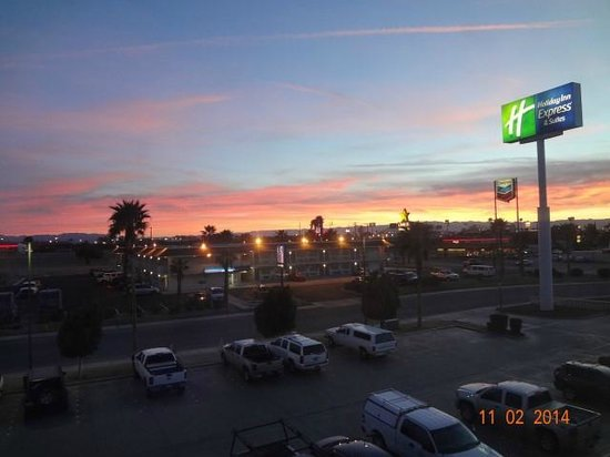 Holiday Inn Express El Centro : Room view