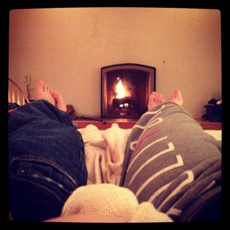 Inn at Middleton Place: Relaxing