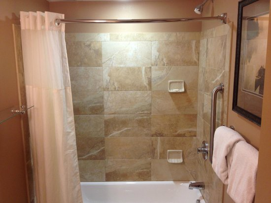 Best Western Plus Bloomington Hotel: Bathroom
