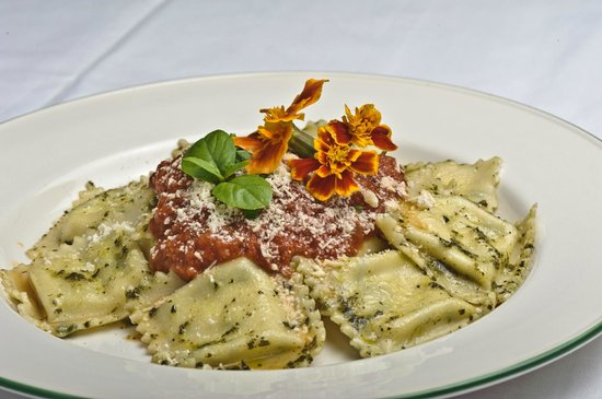Nick's Swiss Italian Restaurant: Homemade Ravioli