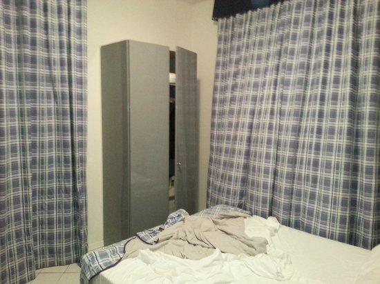 Hotel Italia: la camera