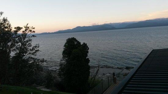 Alma del Lago Suites & Spa : Vista desde la habitación