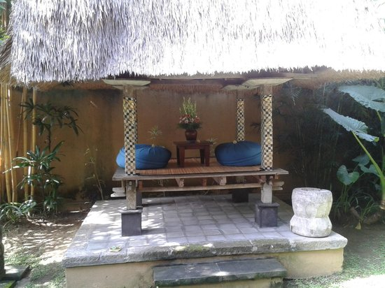Lumbung Sari Cottages: rest