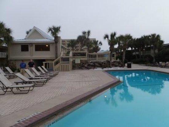 Four Points by Sheraton Destin- Ft Walton Beach: Pool in the courtyard