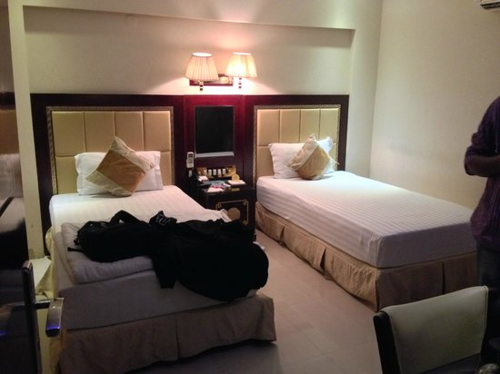 Hotel Intercity: Room