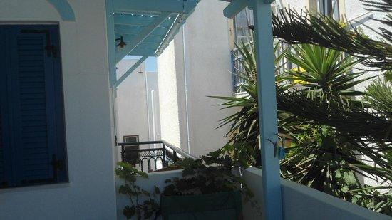 Pension Irene II: Quiero volver a ese balconcito!