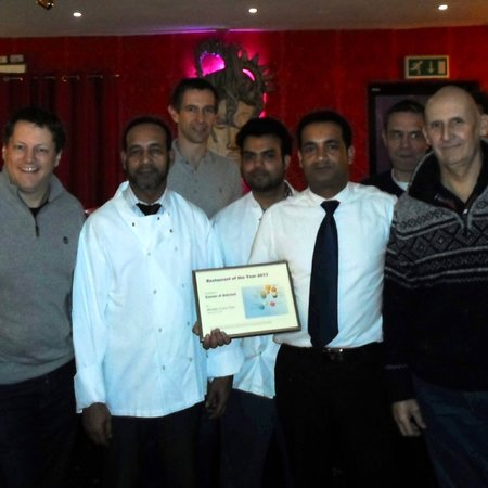 Zaman Of Datchet: Happily received
