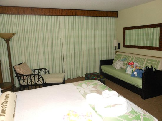 Disney's Polynesian Village Resort: lots of space