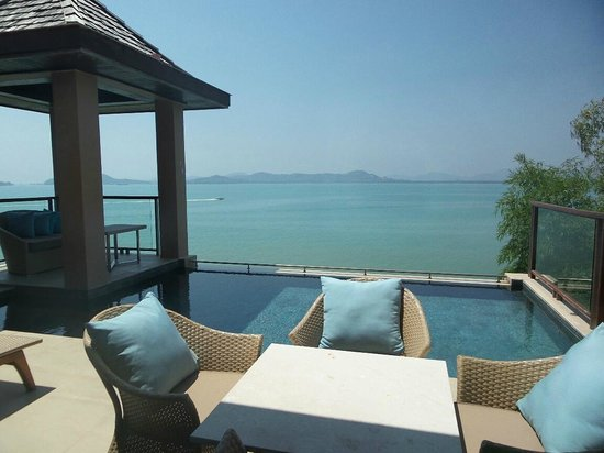 The Westin Siray Bay Resort & Spa Phuket: Inspire Villa view