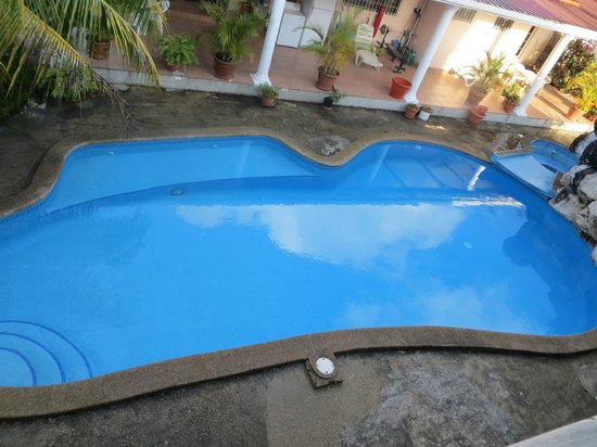 Villa San Juan: The appealing pool