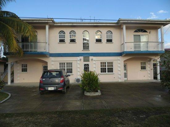 Exterior of Villa San Juan