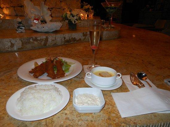 Miyakojima Tokyu Hotel & Resorts : ディナー