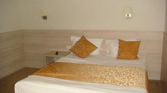 SkyPoint Sheremetyevo Hotel : номер эконом без окна
