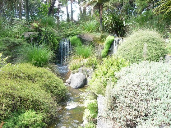 Manukau, New Zealand: An example water feature