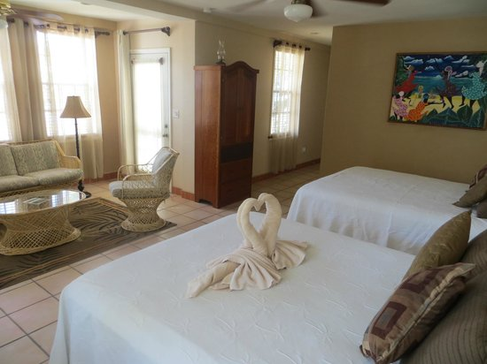 Iguana Reef Inn: Another view of Room 9