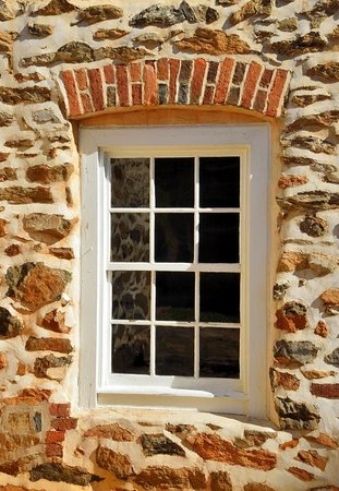 Old Salem Museums & Gardens: Window