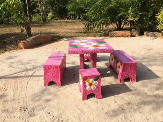 Kanita Resort & Camping: Территория кэмпинга
