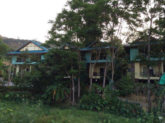 Kanita Resort & Camping: В этих номерах всегда прохладно