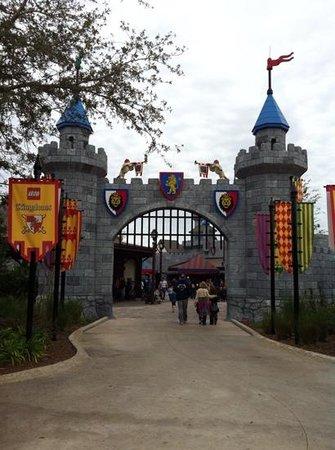 LEGOLAND Florida Resort: kingdoms