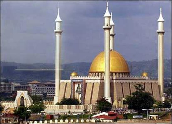 Usman Dam: Abuja central mosque