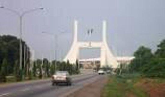 Usman Dam : Welcome to abuja