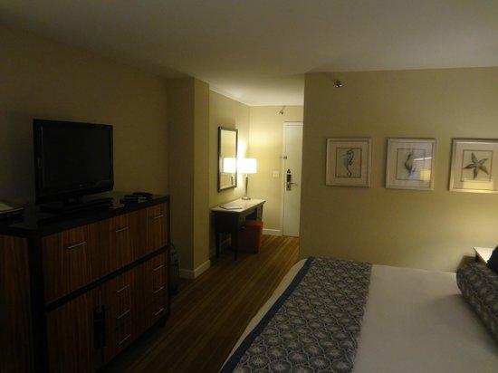 InterContinental Hotel Tampa: Bedroom