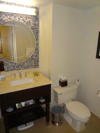 InterContinental Hotel Tampa: Bathroom