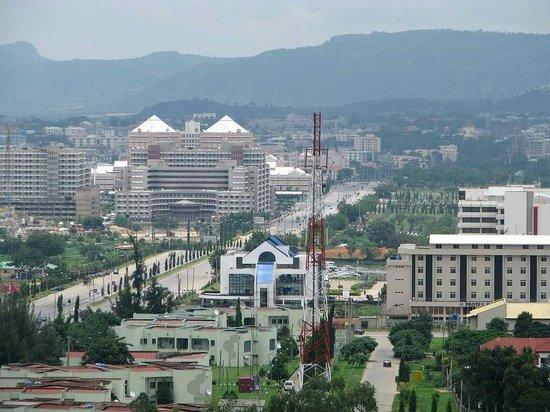 Usman Dam : Abuja bussiness centre