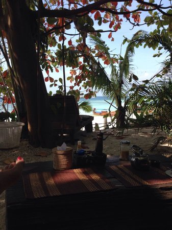 Cafe Lipe: Breakfast with a view