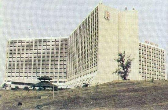 Usman Dam: Hilton hotel