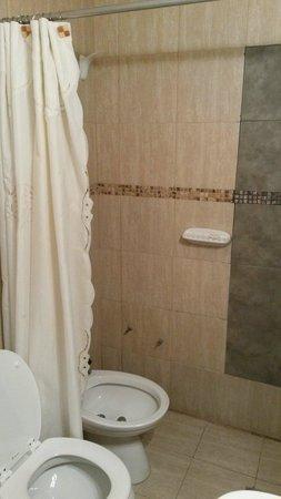 Hotel Calafquen: Baño