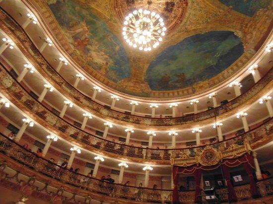 Théâtre Amazonas : Teatro Amazonas
