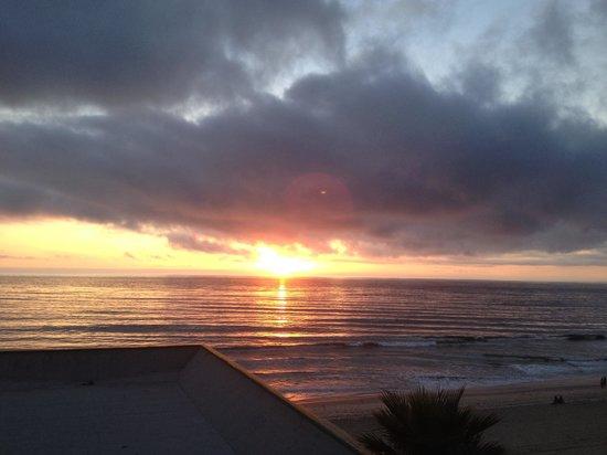 Beach Terrace Inn: Our view