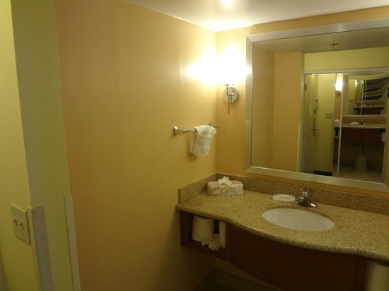 Best Western Orlando Gateway Hotel: Bathroom