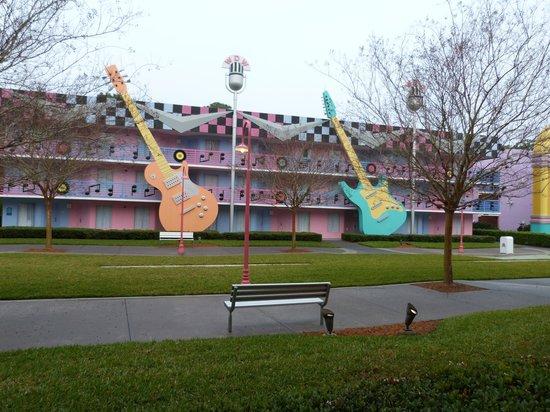 Disney's All-Star Music Resort: Vista.