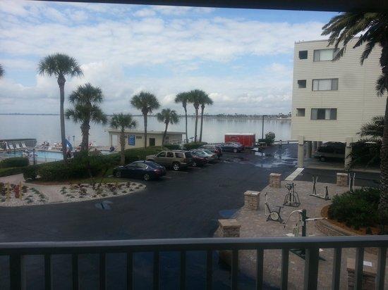 Sailport Waterfront Suites: view