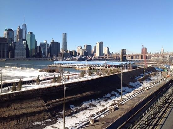 Free Tours by Foot : lower Mahattan from Brooklyn Heights