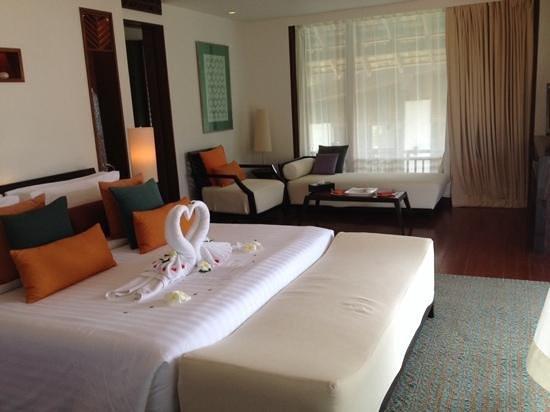Mai Samui Resort & Spa: Suite Deluxe B201 avec piscine et jaccuzi