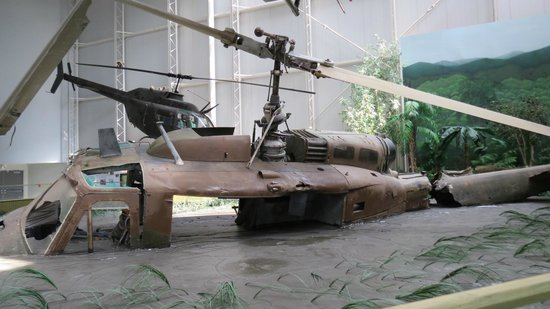 Picture of United States Army Aviation Museum, Fort Rucker ...
