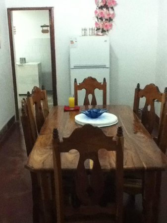 Casa de David y Deimy: dining room