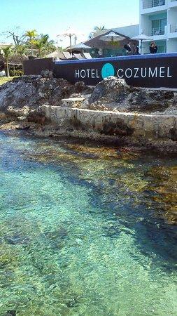 Hotel B Cozumel: Descansando!