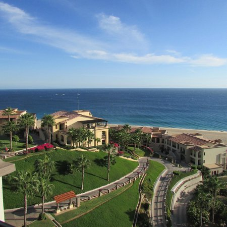 Pueblo Bonito Sunset Beach Golf & Spa Resort : view from the top